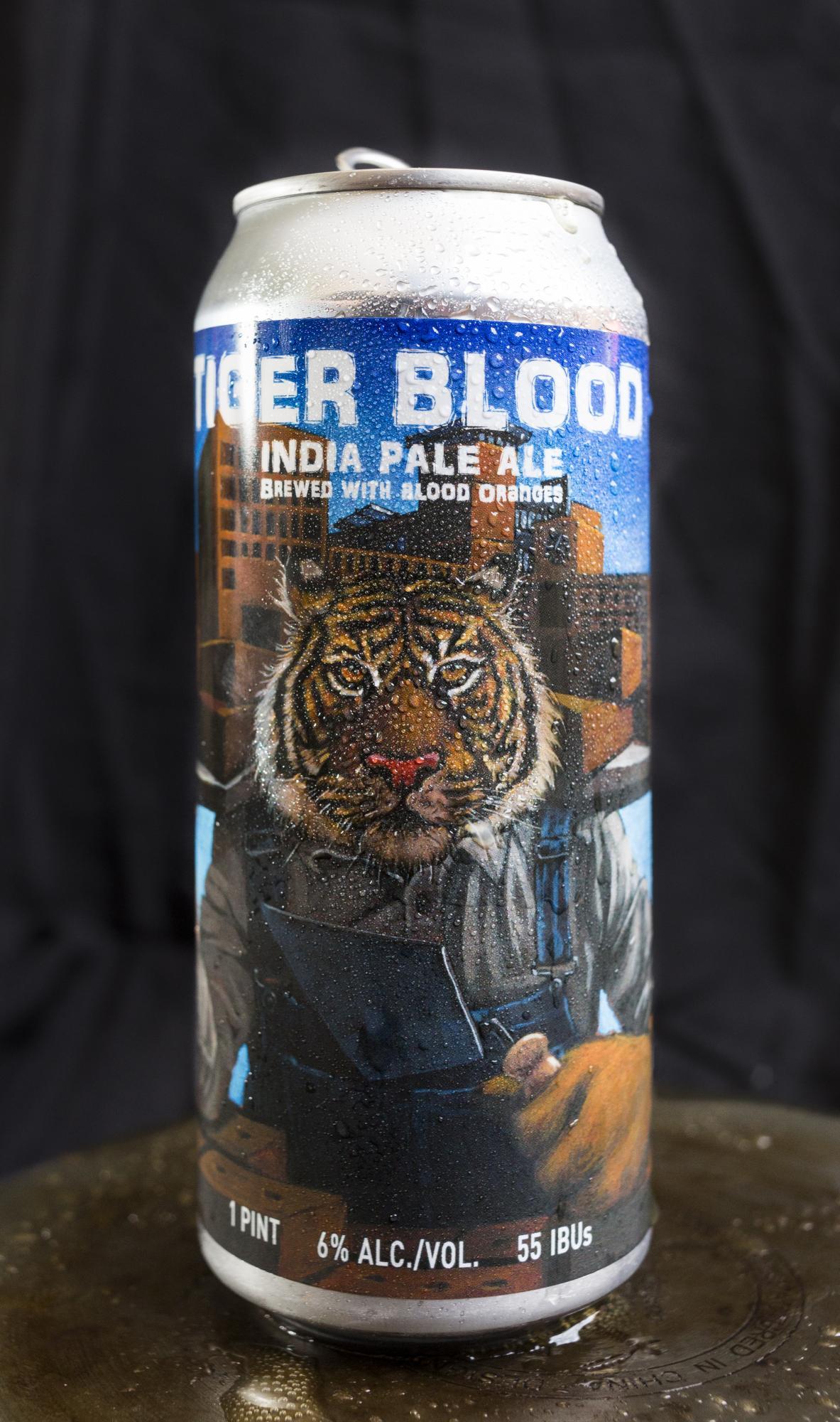 Tiger Blood IPA. Photo by Rebekah Hange