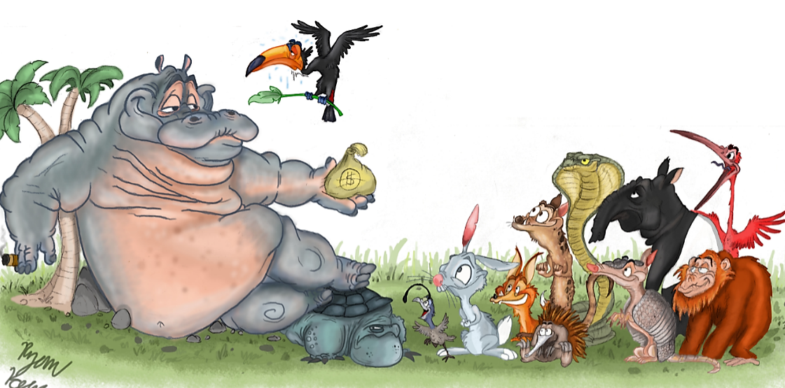 Illustration by Ryan Kovar