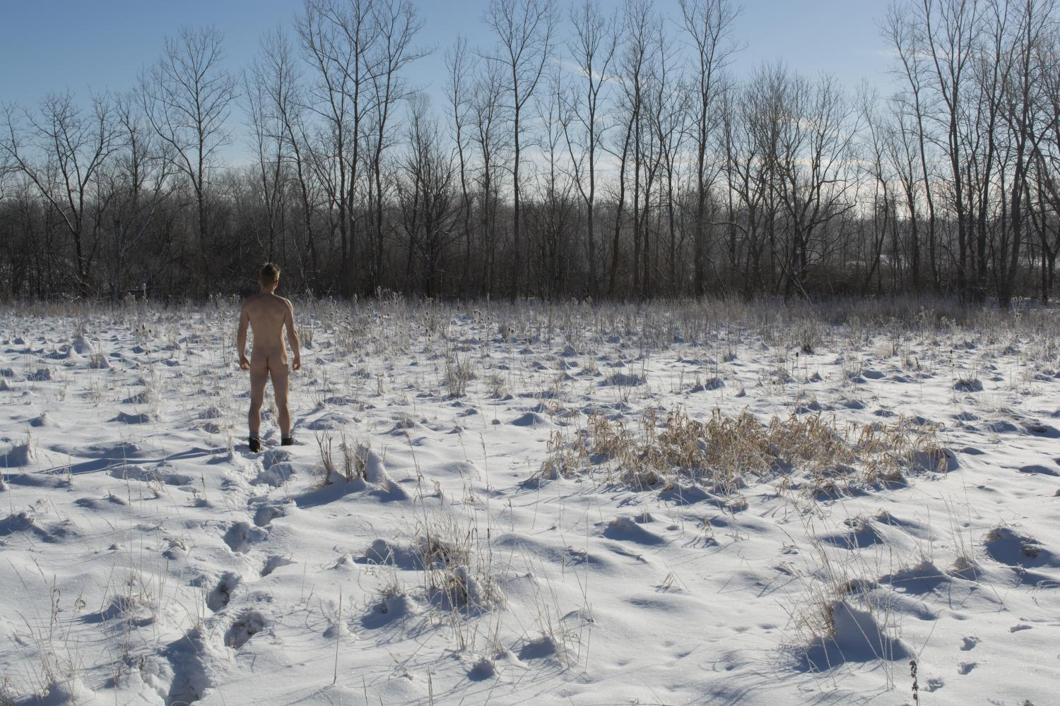 A Nudist Guide to Winter | Reporter Magazine