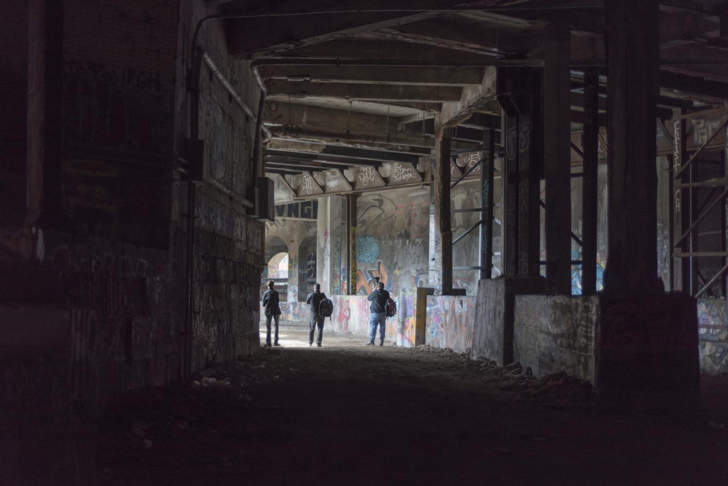 Rochester Abandoned Subway Map.Documenting History With Urban Exploration