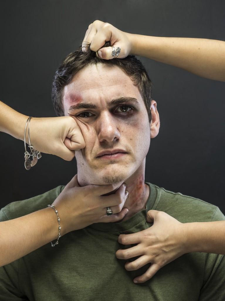 Unspoken Abuse Men In Abusive Relationships Reporter Magazine